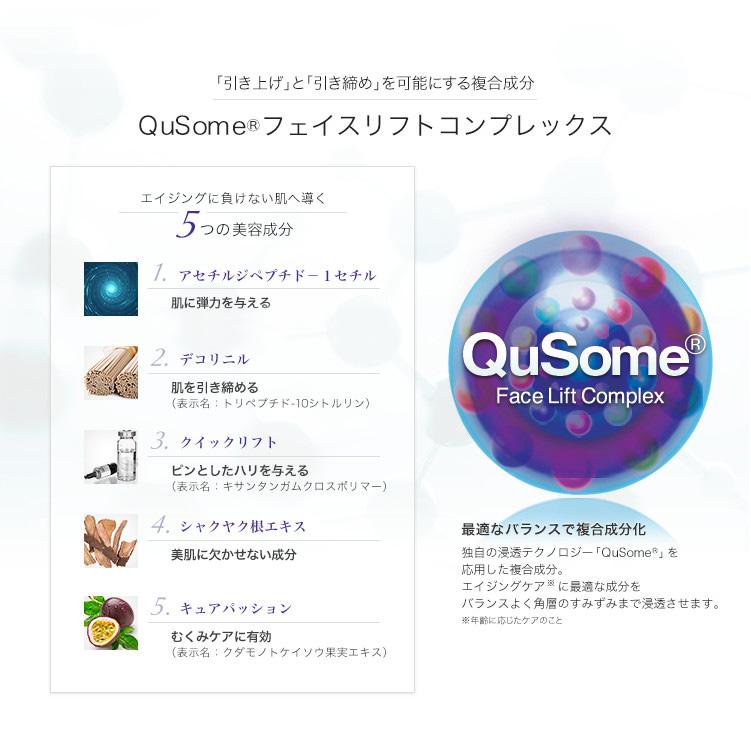 QuSomeRフェイスリフトコンプレックス